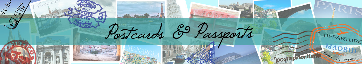 Postcards & Passports